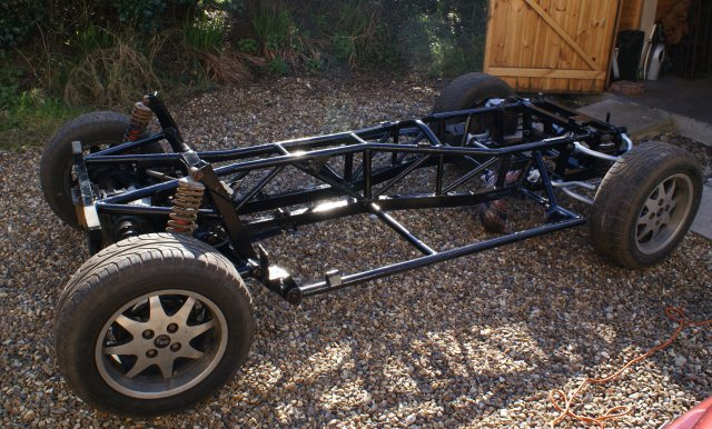 Tvr Chimaera Chassis For Sale: Deadpineapple Tvr S3,Car